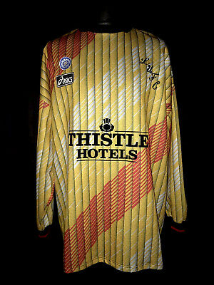 Leeds United 1995-96 Goalkeeper Vintage Football Shirt - Excellent Condition
