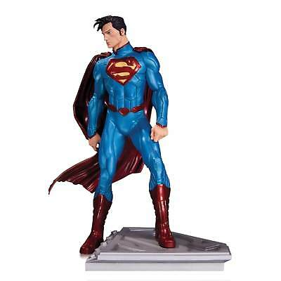 """#NEW Man Of Steel Superman: Gary Frank 7.8/"""" Statue DC Collectibles SUPERMAN"""