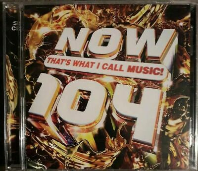 Now Thats What I Call Music 104 CD NEW/SEALED