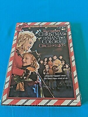 Dolly Parton's 'Christmas of Many Colors - Circle of Love', DVD, 2016, Brand New