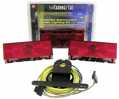 Peterson V547 547 Channel Cat Submersible Rear Lighting Kit