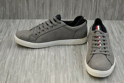 M Khaki Fabric Lifestyle Shoes TOMMY HILFIGER POSTMNAFB POST Mn/'s