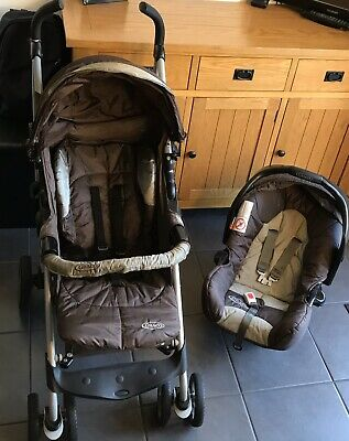 ORIGINAL GRACO RAINCOVER FOR MOSAIC TRAVEL SYSTEM LARGE PUSHCHAIR