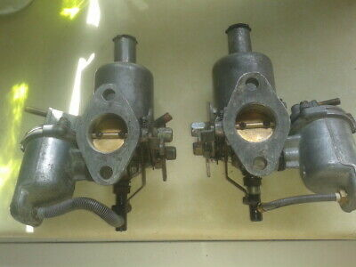 "Twin Su 11/4""Hs2 Carburettors From Sprite Mk4"