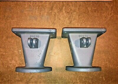Pair ALTEC 30210 throats For 1005 Horns - Near Perfect Condition