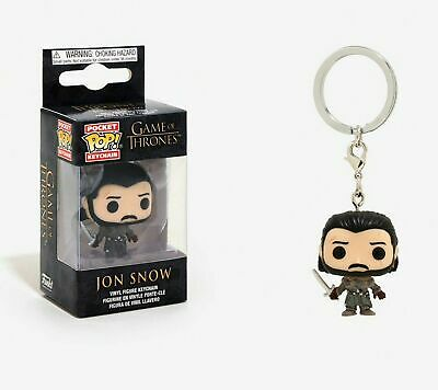 Funko Pocket Pop Keychain: Game of Thrones™ - Jon Snow Vinyl Figure