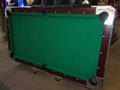 Valley ZD8 6 1/2  coin op pool table  #PT246