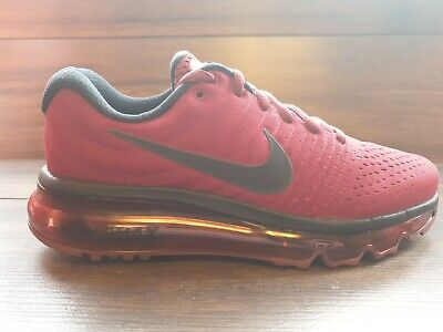 Nike Air Max 2017 GS Running Trainers 851622-601 Size 4 UK EU 36.5 US 4.5y