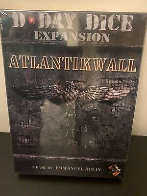 D-Day Dice Game: 2nd Edition Atlantikwall Expansion
