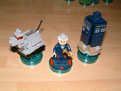 Doctor Who Lego Dimensions Level Pack 71204 Xbox One 360 Ps3 Ps4 Wii U
