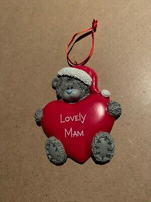 ME TO YOU TATTY TEDDY BEAR XMAS TREE HANGING DECORATION - Lovely Mam