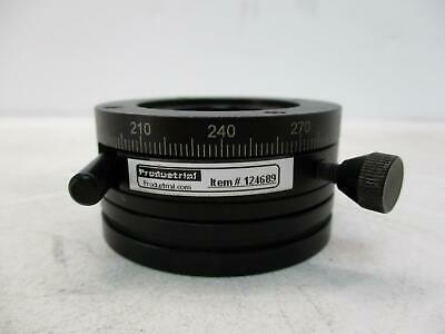 PRODUSTRIAL 124689 MANUAL ROTARY STAGE W/ 56mm DIAL