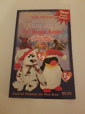 Winter 1999 Edition Collector's Value Guide Ty Beanie Babies