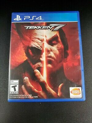 Tekken 7 PS4 (Sony PlayStation 4, 2017)