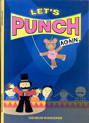 LET'S PUNCH AGAIN By Elizabeth Woolnough - PUNCHART DESIGNS FOR SCRAPBOOKERS