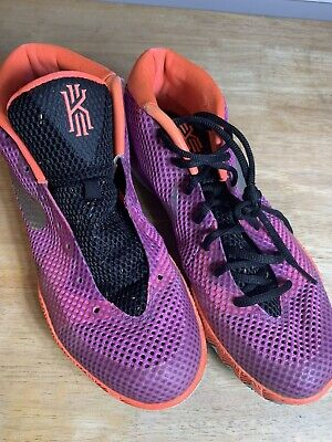 Nike Air Kyrie 1 Berry Purple Easter Athletic Shoes 705277-508 Size 10.5