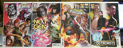 Age Of X-men #1 Lee Inhyuk Connecting Covers Complete Set Marvel 2019 NM 9.4