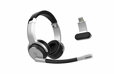 Rand McNally ClearDryve 180, 2-in-1 Bluetooth Headphone/Headset with Active N...