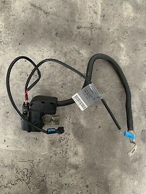 BMW 5 Series E60/ E61 Battery cable negative 9132250