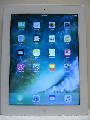 Apple iPad 4th Gen. - 16GB - Wi-Fi Only - 9.7in - White - (MD513LL/A)