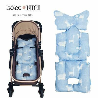 Stroller Liner Insert Car Seat Liner Cover, Infant Reversible Cotton Newborn Cus