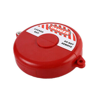 Lockout Tagout Device Rotating Gate Valve Lockout Device1-2.5 2.5-5 5-6.5in