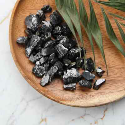 Elite Shungite Water Stones Set 50 grams (0,11 lb) for Healing and Balance ES88