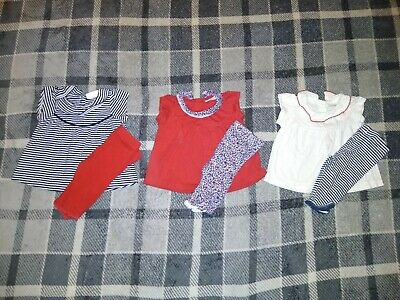 Next Baby Girl Outfit Bundle - Up To 1 Month