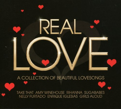 Real Love - Various Artists (2008) CD