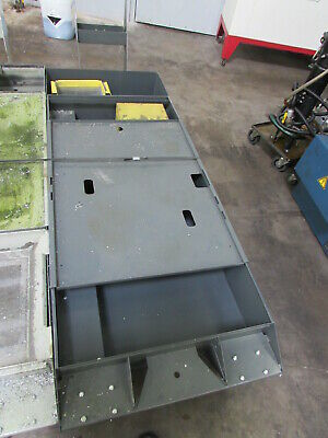 Haas 55-Gallon Coolant Tank for VF-3 and Larger Vertical Machining Centers