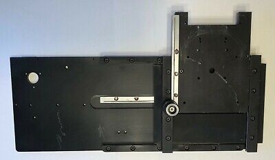 Precision Inspection Manual XY Positioning Stage Table Rack Pinon Schneeberger