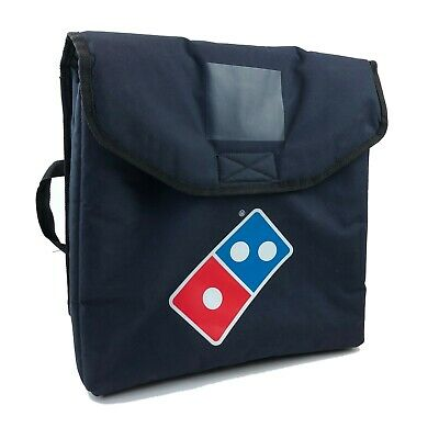 Domino's Pizza Bag Authentic Insulated Thermal Large Delivery