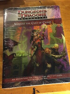 D/&D DUNGEONS /& DRAGONS ENCOUNTERS BRANDIS CHARACTER PROMO HC542