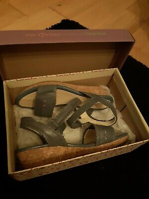 Girls Clarkes sandals size 3