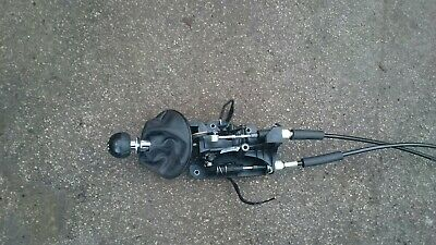 Fiat 500 Gear Lever With Linkege 2013