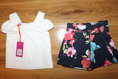 TED BAKER girls summer party outfit 4 years NEW *I'll combine postage*(123)