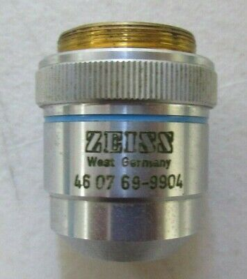 Zeiss  Epiplan-HD 40/0.85  46 07 69-9904 Objective Lens