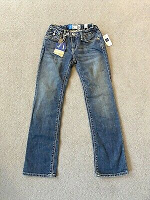 BNWT Gap Boys Jeans Straight Leg Trousers Age 8-9 years