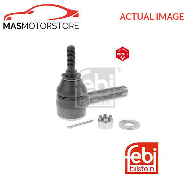 pack of one febi bilstein 33706 Tie Rod with end fitting and lock nut