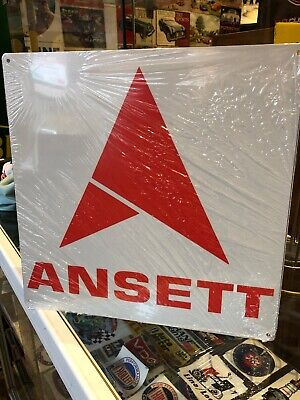 Ansett Retro Metal Sign