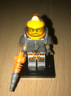 LEGO Collectable Mini Figure Series 12 Space Miner 71007-6 COL184 RBB