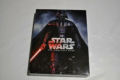Star Wars The Complete Saga I-Vi Blu-Ray