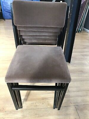 19 stackable Banqueting chairs (Job Lot)