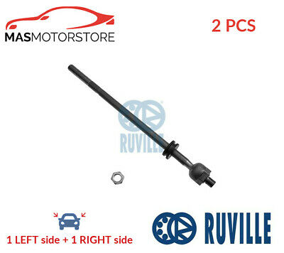 Tie Rod Axle Joint Pair Front Ruville 915247 2Pcs I New Oe Replacement