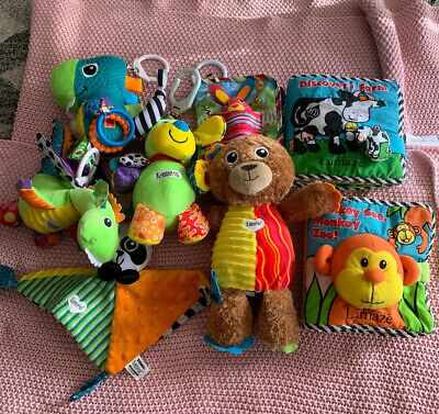 Mixed lamaze baby toys And Soft Books