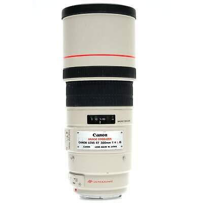 Canon EF 300mm f4 L IS Lens