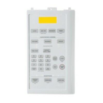 Ge Genuine Microwave  Touch Panel Wb49T10061X