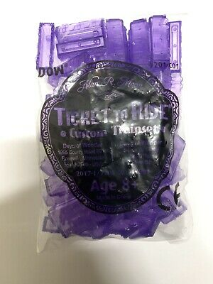 Ticket to Ride Promo Translucent Purple Train Set New Multiple Available