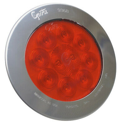 """Grote 54042 SuperNova 4"""" 10-Diode Pattern LED Stop Tail Turn Lights"""