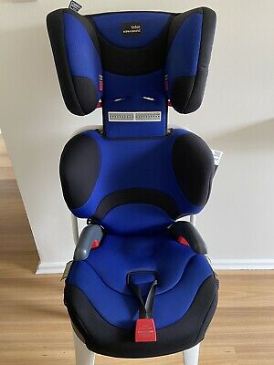 Britax Safe N Sound Expandable Booster Seat